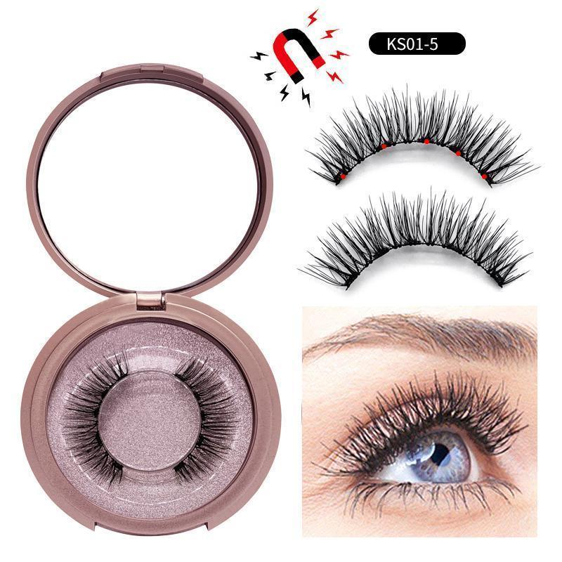 Magnetic Eyeliner And Eyelash Set (Buy 2 Get Extra 10% Off) TopViralPick KS01-5