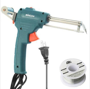 Automatic Soldering Iron Gun Kit ( Buy 2 Get Extra 10% Off ) TopViralPick US Plug 110V
