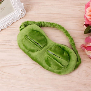 Frog Eyes Sleep Mask ( Buy 2 Get Extra 10% Off ) TopViralPick
