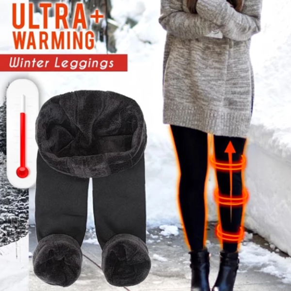 Heatseeker Fleece Warming Leggings ( Buy 2 Get Extra 10% Off )