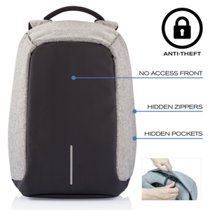 Waterproof USB Charging Anti Theft Travel Backpack ( Buy 2 Get Extra 10% Off )