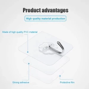 Seamless Adhesive Hook ( Buy 2 Get Extra 10% Off )
