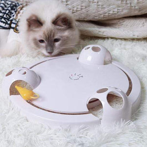 Interactive Mouse Pounce Cat Toy ( Buy 2 Get Extra 10% Off )