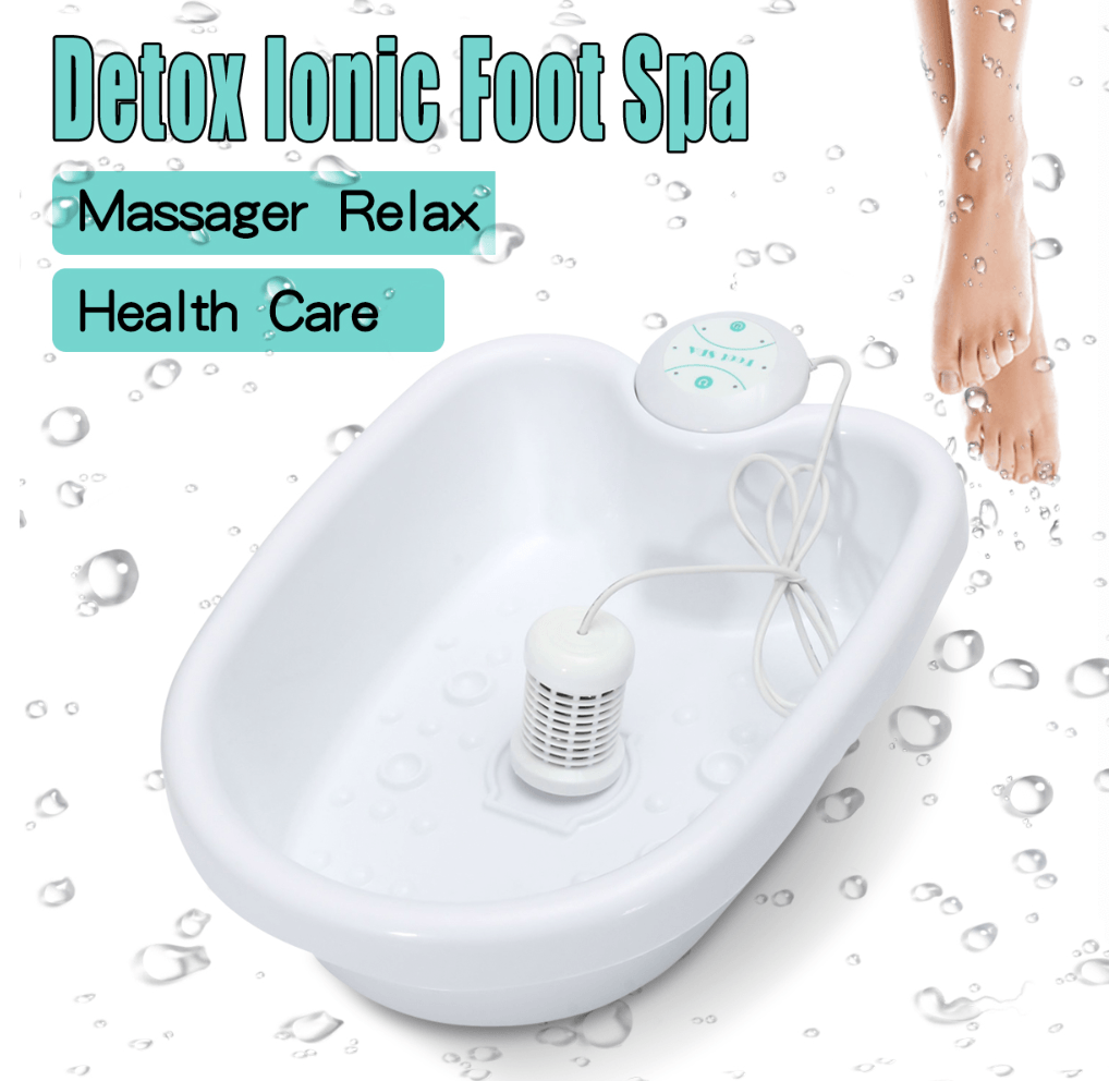 OPTIMUM IONIC DETOX FOOT SPA CUSTOMER ( Buy 2 Get Extra 10% Off ) TopViralPick