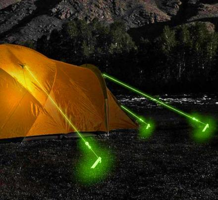 Glow Tent Rope ( Buy 2 Get Extra 10% Off )