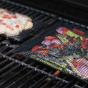 Non-Stick Mesh Grill Bag