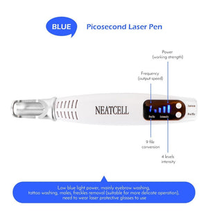 Laser Spot And Tattoo Removal Pen ( Buy 2 Get Extra 10% Off )