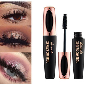 Silk Fiber Long Eyelash Waterproof Mascara TopViralPick