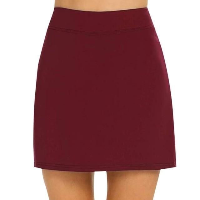 Anti-Chafing Active Skort ( Buy 2 Get Extra 10% Off ) TopViralPick RD L
