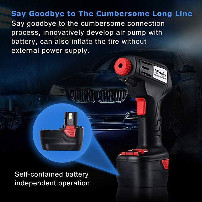 Digital Car Tire Air Pump ( Buy 2 Get Extra 10% Off ) TopViralPick