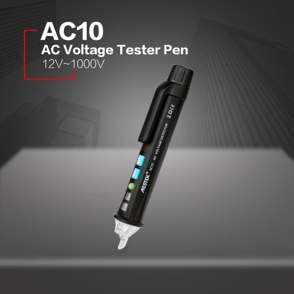 AC/DC Voltage Non-Contact Test Pen 12V/48V-1000V ( Buy 2 Get Extra 10% Off ) TopViralPick