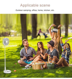 Telescopic Folding USB Charging Fan ( Buy 2 Get Extra 10% Off ) TopViralPick