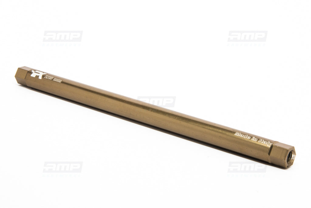 Tie Rod L.225mm Anod. Titan Gold