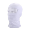 White Cloth Head Sock