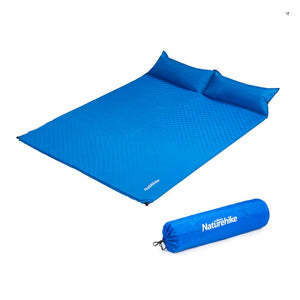Couple Inflatable Mat With Pillow-Updated - Naturehike LB