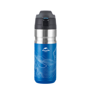 Stainless Steel Vacuum Flask Water Bottle - Naturehike LB