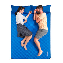 Load image into Gallery viewer, Couple Inflatable Mat With Pillow-Updated - Naturehike LB