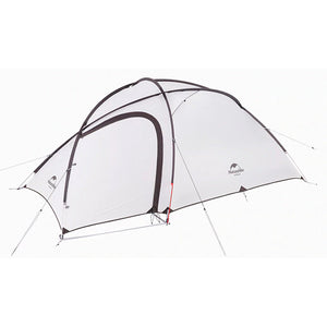 Hiby 4 Person Camping Tent With One-Bedroom (Upgrade) - Naturehike LB