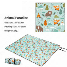 Load image into Gallery viewer, C042 Ultrasonic Pattern Picnic Mat-9C - Naturehike LB