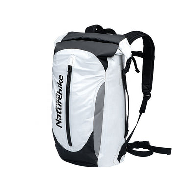 waterproof roll top backpack dry bag
