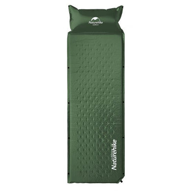 One Man Inflatable Pad With Pillow - Naturehike LB