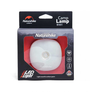 3A Battery LED Magnetic Camp Lamp - Naturehike LB