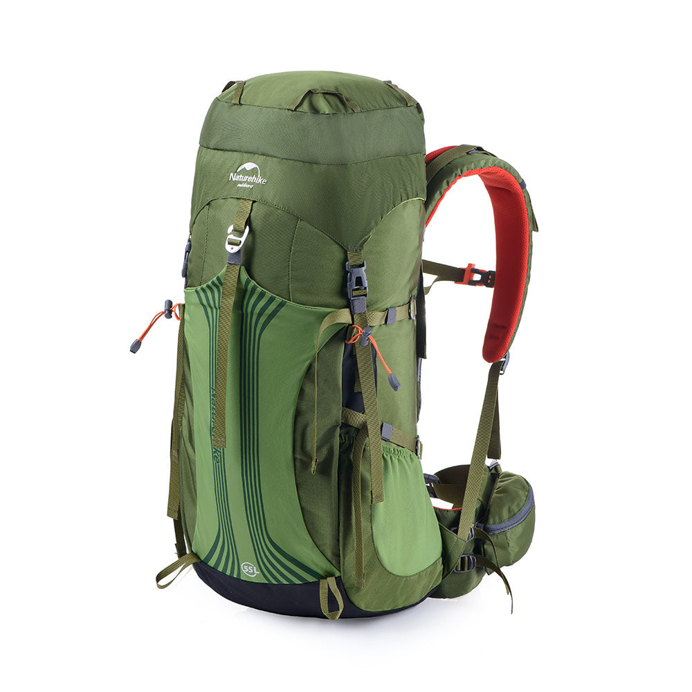 55L/65L Trekking Backpack - Naturehike LB