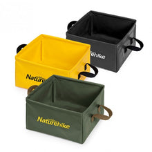 Load image into Gallery viewer, H030 Foldable Square Bucket - Naturehike LB