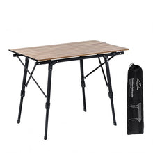 Load image into Gallery viewer, MW03 Outdoor Telescopic Folding Table - Naturehike LB