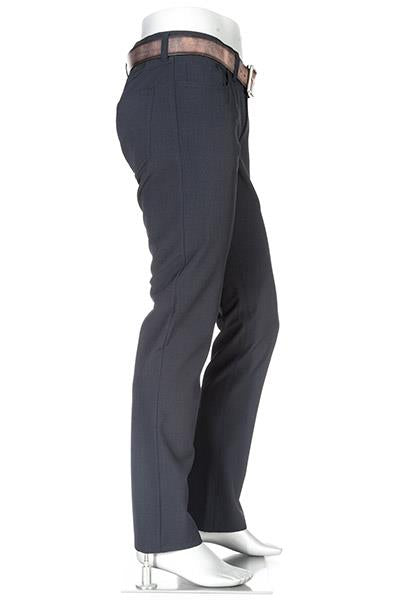 Alberto CERAMICA BASIC DRESS PANT PIPE 0039 899 NAVY