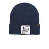 Goorin Bros Handsome Navy Beanie