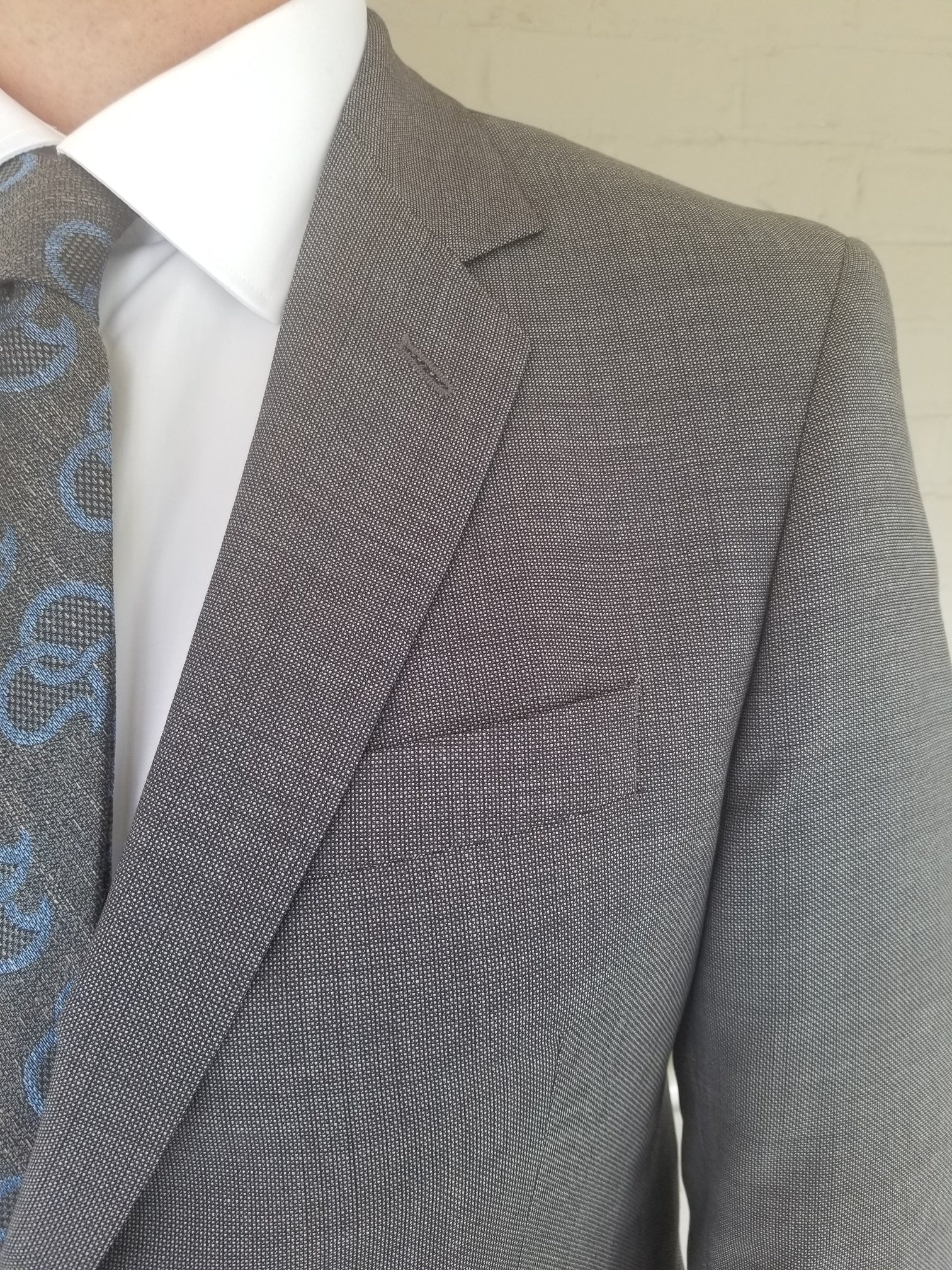 COPPLEY  SUIT GALEN LIGHT GREY 25015