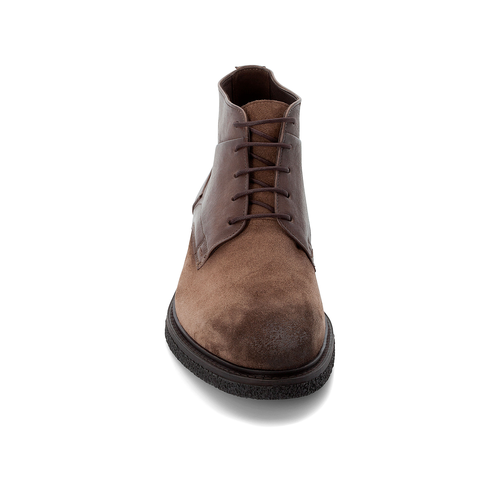 FARWELL SUEDE BOOT BROWN ART. 29-564-31