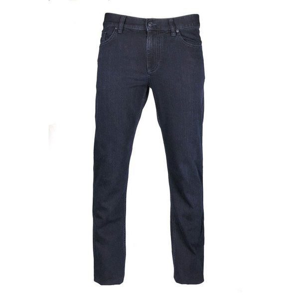 Alberto Regular Slim Fit T400 Denim 1393 898 Dark Blue