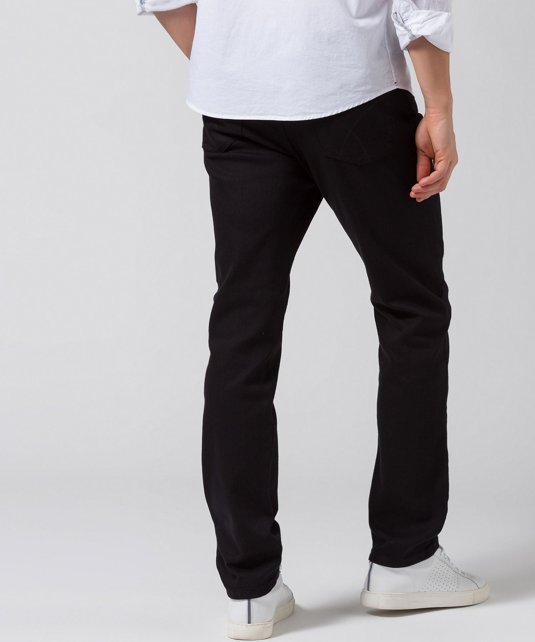 COOPER DENIM PERMA BLACK