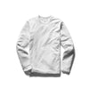 Reigning Champ Copper Jersey Long Sleeve Crew T-Shirt RC-2203 White