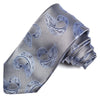 Christian Paul by sidonio's Silk Tie Grey Large Abstract