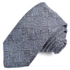 Christian Paul by sidonio's Silk Tie Navy Woven Check