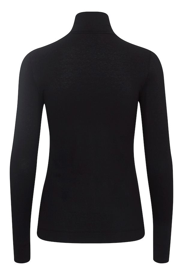 LONG SLEEVED T-SHIRT black