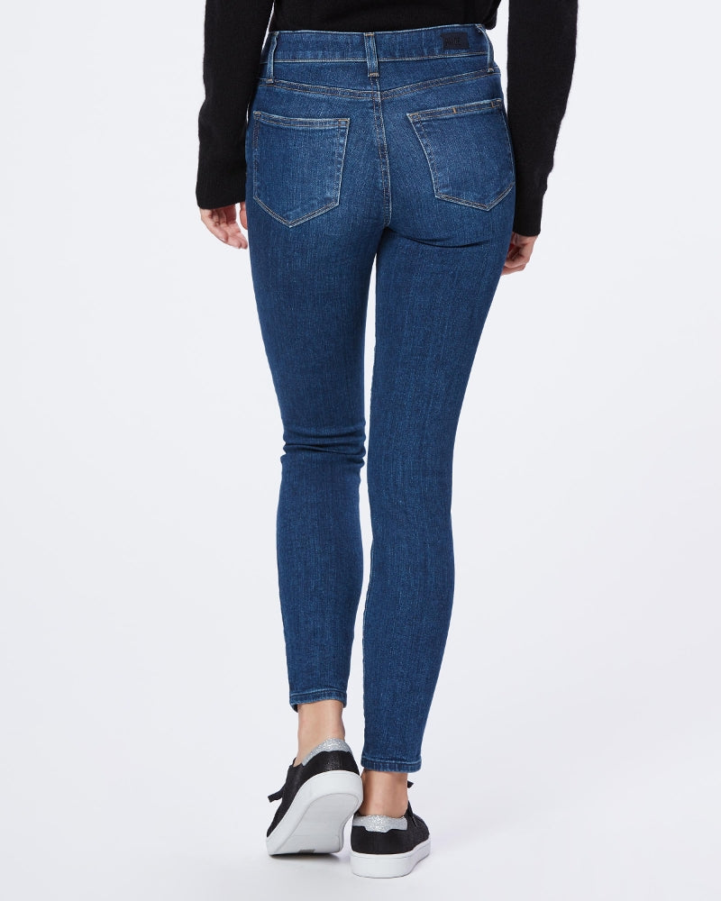 HOXTON ANKLE High-rise ankle skinny Socal