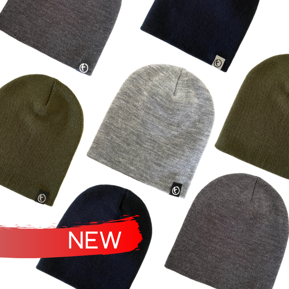 Classic Knit Beanies