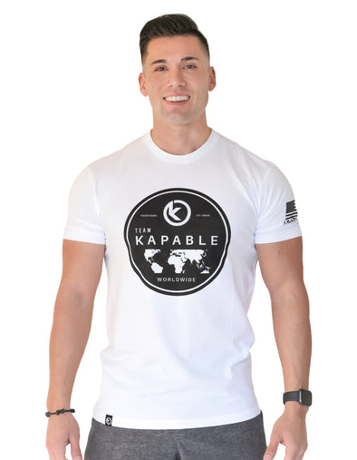 Team Kapable Worldwide - White