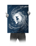 Fullbleed 'Category 5' Print