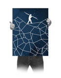 Fullbleed 'Constellate' Print