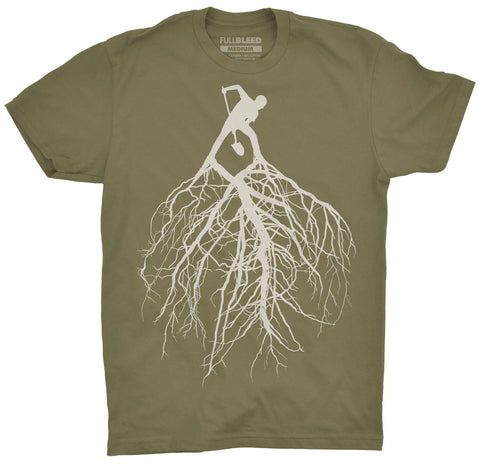 'Know Your Roots' Reset version T-Shirt