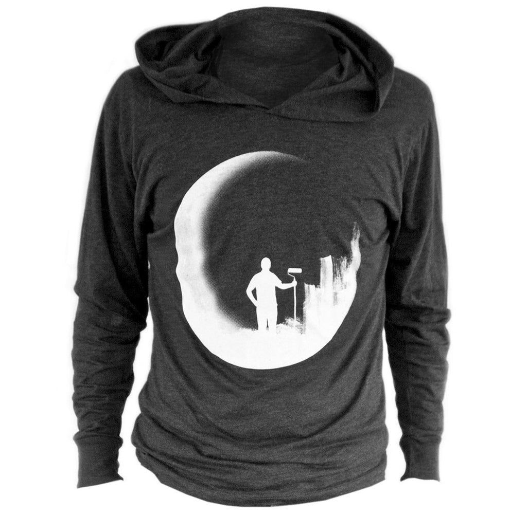 Lunar Theory - Hooded Long Sleeve