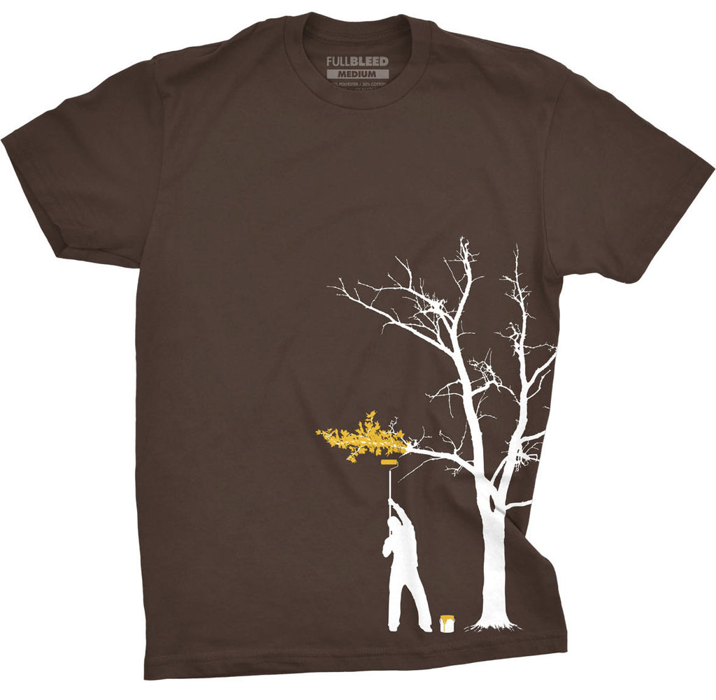 'Relief Painting' T-Shirt