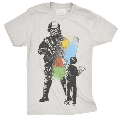 'Turmoil Painting' T-Shirt