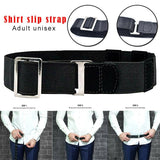 Adjustable Near Shirt-Stay