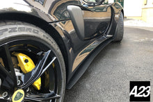 Load image into Gallery viewer, Lotus Exige V6 Extended Side Sills